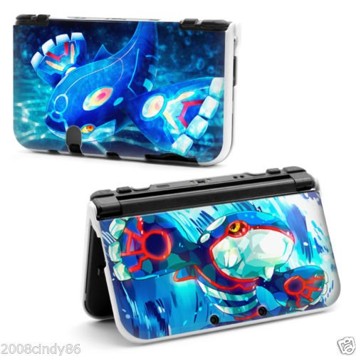 cartoon-pikachu-kyogre-pokemon-hard-protective-case-cover-for-nintendo-new-style-3ds-xl