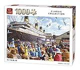 King 05134 - Puzzle Titanic, 1000 Stück