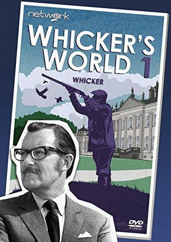 Whickers World 1 Whicker (2 Dvd) [Edizione: Regno Unito] [Edizione: Regno Unito]
