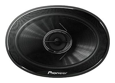 Pioneer TS-G6932i 300 W 6 x 9-Inch 2 Way Coaxial Speaker System