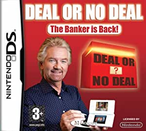 Deal or No Deal: The Banker Is Back! (Nintendo DS)