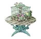 Papier d 'Art 3D am Tag der Hochzeit Pop Up Grußkarte Birdcage