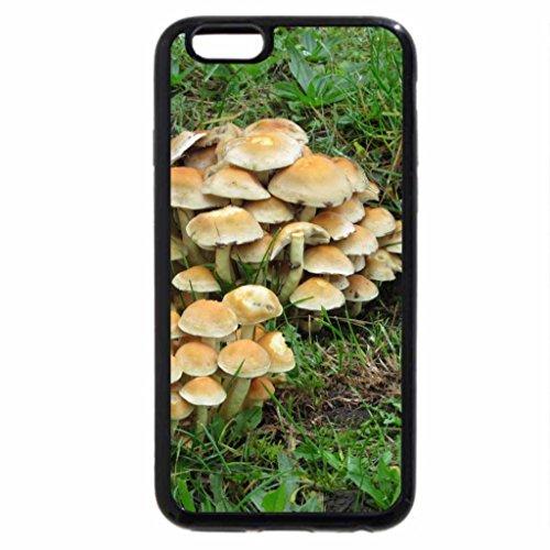 iPhone 6S / iPhone 6 Case (Black) Little Fungi