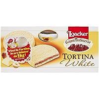 Paquete Galletas Tortina White Loacker 21Gr X 6