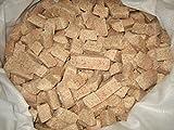Trendy 10 kg (ca. 1000 Stück) Kaminanzünder aus Holz und Wachs Ofenanzünder Holzwolle Anzünder Grillanzünder Holzanzünder Holz Ökoanzünder Schwedenfeuer Holzkohleanzünder ökologischer Anzünder