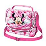 Minnie Mouse Bubblegum Schulranzen, 24 cm, Rosa