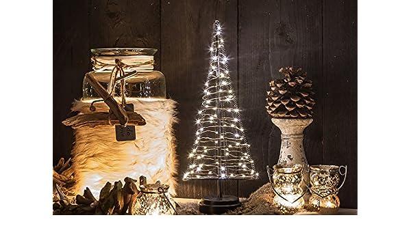 b975572061b4 LED-Weihnachtsbaum-Kegel von für innen - Größe: L - 42 cm hoch - 85 ...
