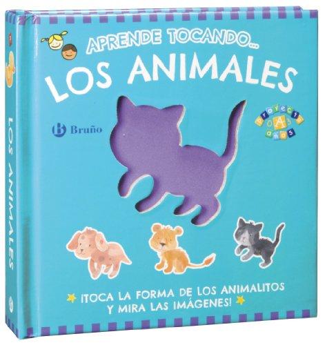 Aprende tocando. los animales