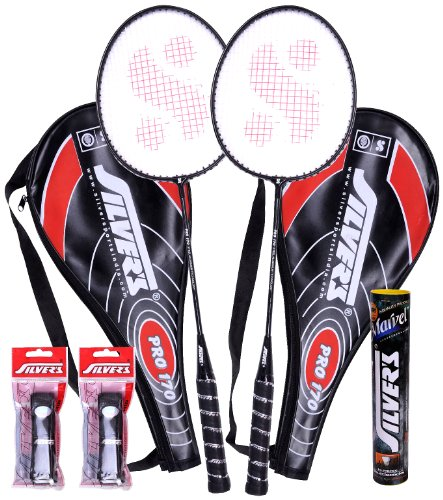 Silver's Pro-170 2 Racquets plus 1 Box S/C Marvel plus...