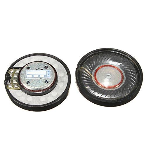 Professionelle Ersatzteile für Kopfhörer/Lautsprecher-Einheit für Bose QC15QC340mm Treiber 32Ohm Kopfhörer Lautsprecher