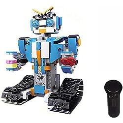 Modbrix Technik Boost - Robot con Telecomando, 349 Pezzi