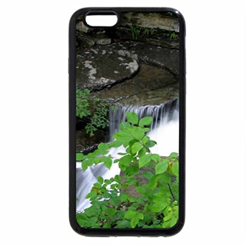 iPhone 6S / iPhone 6 Case (Black) Quietly Flowing
