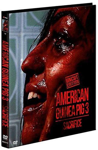 American Guinea Pig 3 - Sacrifice (Lim. Uncut Mediabook - Cover C) (Guinea Pig-c C Und)