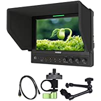 Andoer 662 / S 7 pollici Fotocamera Monitor IPS 1280