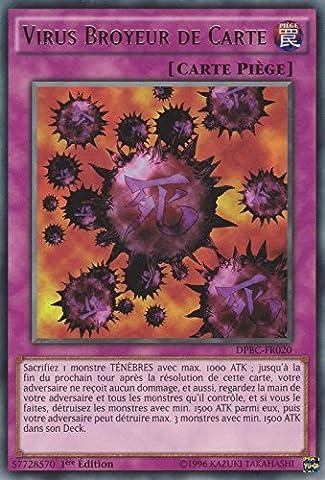 Yu Gi Oh Virus - Virus Broyeur de Cartes (R) [DPBC] (Carte