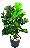 #9: Fourwalls Miniature PVC Artificial Plant (70 cm, Green, AP 18 HD R340-1250)