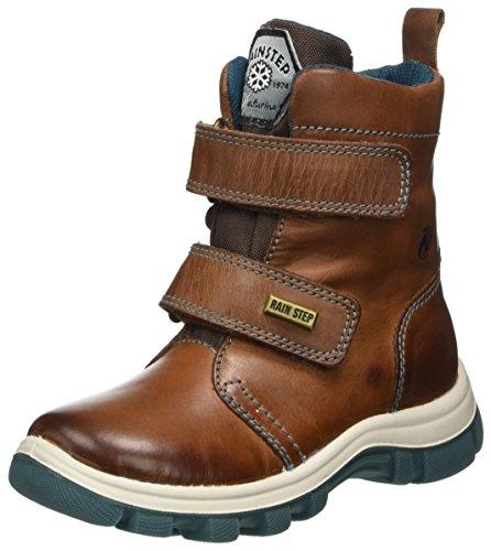 Naturino Baby Jungen Ural Klassische Stiefel, Braun (Braun), 29 EU