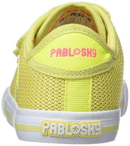 Pablosky Mädchen 941290 Sneaker Gelb