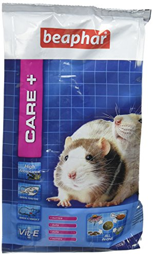 Beaphar Care - Granulés pour Rats - Sac de 250 g