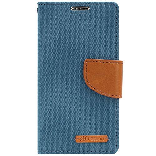 4f77ddeacc Buy DMG Wallet Case Flip Cover for Samsung Galaxy On7 Pro (Pebble Blue) on  Amazon   PaisaWapas.com
