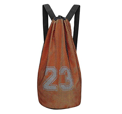 Black Temptation Basketball-Tasche, Trainingspaket, Basketball Net Bag, Rucksack, F2