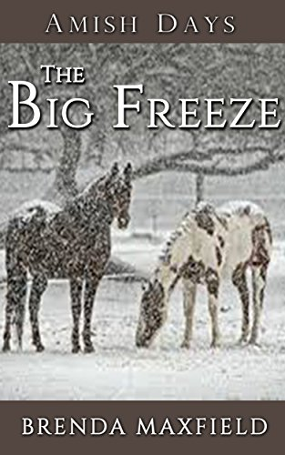 Amish Days The Big Freeze An Amish Romance Short Story Marian S Amish Romance Book 3