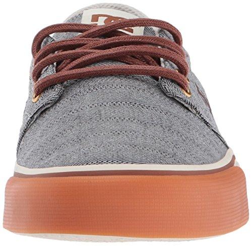 DC Trase TX SEDSD Herren Sneakers Grau / Schwarz