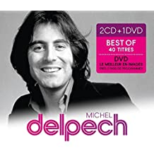 Michel Delpech: Best of (2CD + DVD)