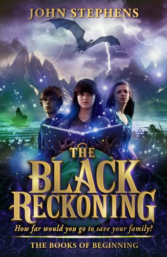 The Black Reckoning: The Books of Beginning 3