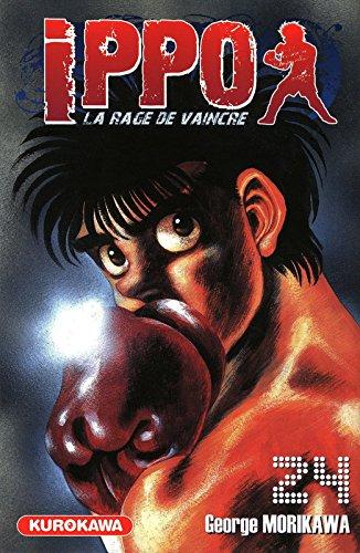 Ippo - Saison 1 - La rage de vaincre Vol.24 par MORIKAWA George