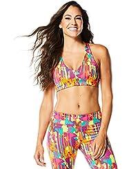 Zumba Fitness Damen Amazon Sizzle Bra