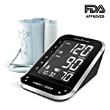 Health Sense BP300 Heart Mate Digital Upper Arm Blood Pressure Monitor (Black)