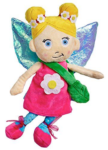 Der irische Fee Tür Company fd554267Irish Tür, Fairy Friends Plüsch, weiches Spielzeug, Teddy, Layla Belle