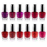 Best SHANY Cosmetics Nail Polish Sets - SHANY Cosmetics Nail Polish Set - 12 Rose-inspired Review
