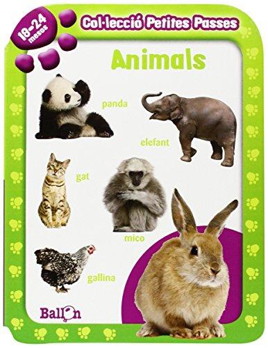 Animals. 18-24. Petites Passes - Reedición