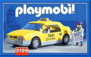 Playmobil - 3199 - Taxi de l'aeroport