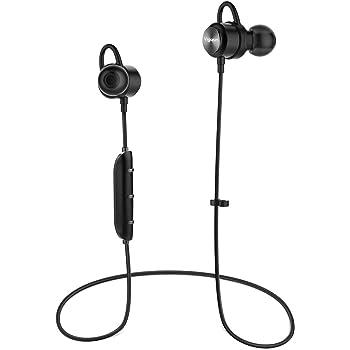 Auriculares Bluetooth Vigorun Y3 Calidad de sonido HD/Magnéticos Earplugs/IPX7 Resistente al agua y al sudor/Ultra rápida de Bluetooth/Compatible con iPhone ...