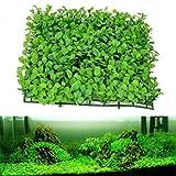 RONSHIN Faux Gazon Artificiel pour décoration d'aquarium