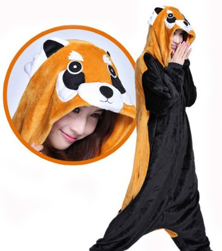 Tierkostüme Erwachsene Kostüm Pyjamas Nachtwäsche Kleid Meine Damen und Herren, gutes Geschenk für Kinder und Erwachsene in der Weihnachts Halloween Kinderkostüme Karneval-Party kitty cat / Pikachu / Dinosaurier / Chinchillas (Für Tigger Kostüm Kinder)