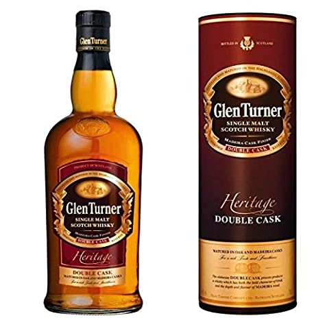 Whisky - Bourbon - Scotch - whisky GLEN TURNER HERITAGE