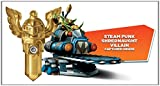 Cheapest Skylanders Trap Team Trap  Flying Helmet Trap with Steam Punk Shrednaught Captured Inside on PlayStation 4