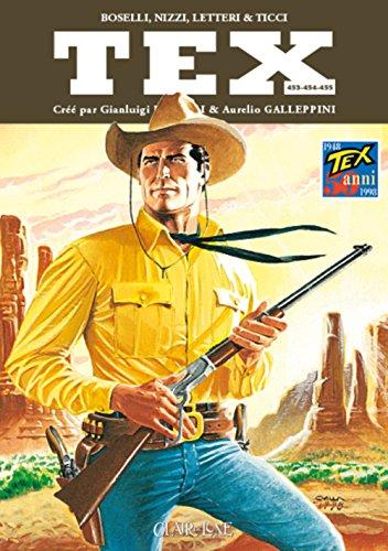 Tex mensuel, Tome 453-454-455 :