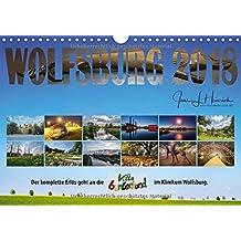 Wolfsburg 2018 - Der Benefizkalender (Wandkalender 2018 DIN A4 quer): Der Benefizkalender für Wolfsburg (Monatskalender, 14 Seiten ) (CALVENDO Orte)