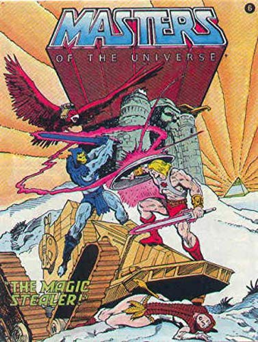 He-Man and the masters of the Universe. Minicomic collection: 6