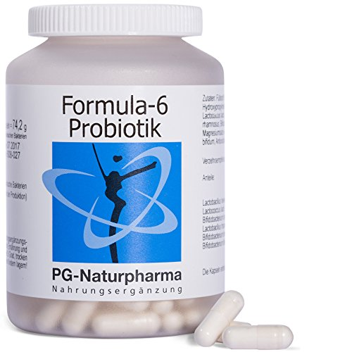 Probiotikum Darmsanierung mit Bifidobakterien - 160 Probiotikum Kapseln mit je 7 Milliarden probiotischen Bakterien (bifidobakterien, lactobacillus) - Probiotika zur Darmsanierung & Darmflora Kapseln - hergestellt in Deutschland, 160 Kapseln