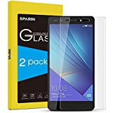 [2 -Pack]Huawei Honor 7 Protector de Pantalla,SPARIN® Cristal Templado para Huawei Honor 7,Vidrio Templado con[9H Dureza] [Alta Transparencia] [Alta Definición] [Garantía de por vida]