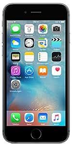 """Apple iPhone 6s, 4,7"""" Display, 64 GB, 2015, Space Grau"""