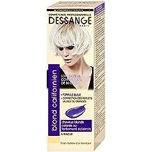Dessange - Blond Californien Soin Patine Correcteur De Blond Pour Cheuveux Blonds, Colorés ou Fortement Eclaircis - 125 ml