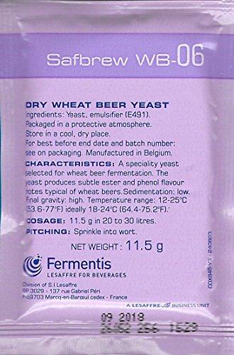 Safbrew WB-06 by Fermentis