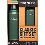 Stanley Vakuum Flasche und Edelstahl Fläschchen–grün